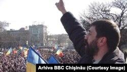 Proteste împotriva rusificării şi a înlocuirii cursului de istorie