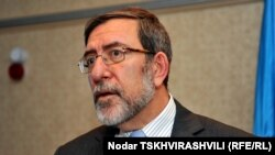 Глава миссии ЕС в Тбилиси Филипп Димитров