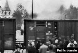 Репрессии НКВД в Латвии: массовая депортация в 1941 году