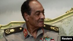 Field Marshal Hussein Tantawi is now an adviser to the president.