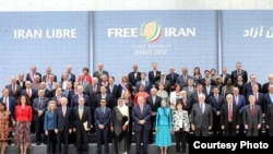 "Among participants in the ""Free Iran"" gathering in Paris were Rudy Giuliani, former NY mayor, John Bolton, former US ambassador to the United Nations and Prince Turki al-Faisal, former Saudi intelligence chief"