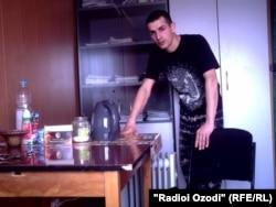 Бахриёр Расулов