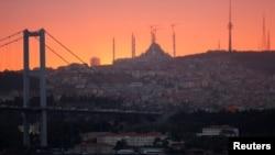 Иллюстрационное фото: вид на Стамбул