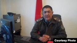 Дайырбек Каримов.