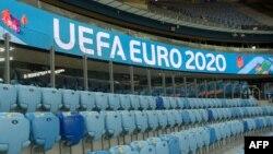 На стадиона в Санкт Петербург трябваше да се играят някои от мачовете на Европейското първенство по футбол през 2020 г.