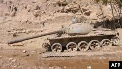 حکمتیار: جنگ جاری افغانستان یک میراث اتحاد جماهیر شوروی سابق است.