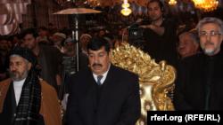 Один из кандидатов в президенты Афганистана Мохаммад Сафик Гулагха Шерзай, 2 февраля 2014 года
