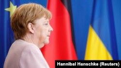 Ангела Меркель (архивный снимок).
