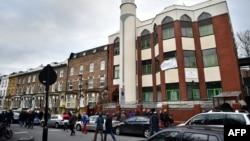 London's Finsbury Park Mosque (file photo)