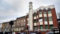 Fevralın 1-dəki kampaniya çərçivəsində Finsbury Park Məscidi