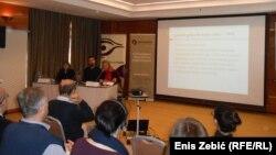 Predstavljanje rezultata istraživanja nevladinih udruga o ljudskim gubicima u ratovima na prostoru bivše Jugoslavije u Zagrebu