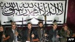 د پاکستاني طالبانو د ډلې یو شمېر جنګیالي (د ارشیف انځور)