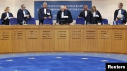 Frustrated with red tape and corrupt judges, Russians have turned en masse to the European Court of Human Rights since 1996. More than 20 percent of the 128,000 case applications currently pending before the court come from Russia, many from the North Caucasus.
