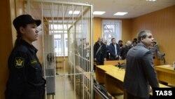 Оглашение приговора в Тверском суде Москвы (иллюстративное фото)