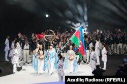 Azərbaycan olimpiya yığması