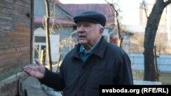 Марыс Іванавіч нарадзіўся на Паўночным завулку яшчэ да вайны і жыў тут да 1957 году