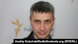 Вельдар Шукурджієв, громадський активіст із Криму