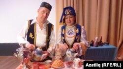 Татар чәй өстәле