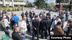 Архивное фото: митинг против власти Алушта