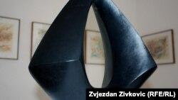Skulptura Boška Kućanskog