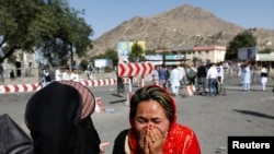 محل رویداد حادثۀ دهمزنگ کابل