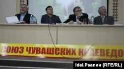 На съезде чувашских краеведов