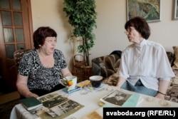Галина Карчевська і Людмила Рябкова