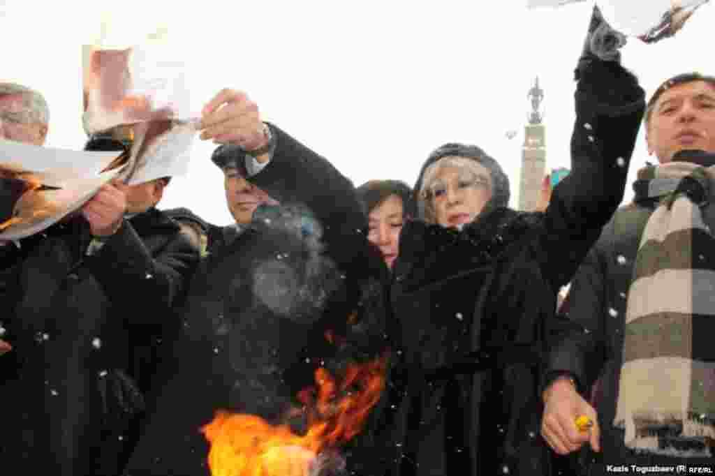 Казахстан. 16 – 20 января 2012 года #12