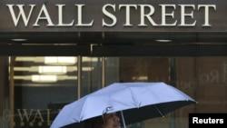 Уолл-стрит в ожидании грозы