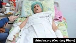 Ягут Алиева
