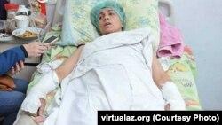 Yaqut Əliyeva. Foto: virtualaz.org