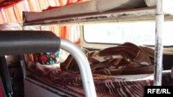 Адатта мигранттар ушундай автобус менен жолго чыгышат