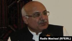 د پښتونخوا د اطلاعاتو پخوانی وزیر میا افتخارحسین