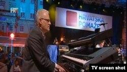 Na koncertu je svirao i hrvatski predsjednik Ivo Josipović