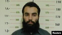 «Талибан» кыймылынын фракциясы болуп саналган «Хаккани тобунун» лидерлеринин бири Анас Хаккани. 16-октябрь, 2014-жыл.