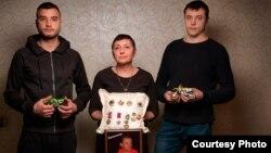Родина Фурик з Коломиї втратила Романа Фурика (фото Юрія Білака)