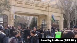 Arxiv foto: Bakı Dövlət Universiteti