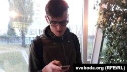 Украінскі мэнэджар упродажы рэклямы іюрыст Мікола Балабан, якога 25 кастрычніка затрымалі ў Менску
