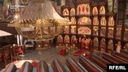 """Илустрација. Соборниот храм во Скопје """"Свети Климент Охридски"""""""