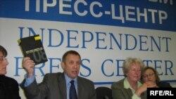 Sergey Nikitin Amnesty International-ın illik hesabatını təqdim edir ( arxiv- 2008-ci il)