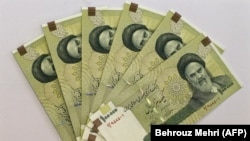 A redenomination of the Iranian currency has been discussed for years as its value has plummeted. (file photo)