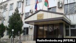 Здание Верховного суда Чечни