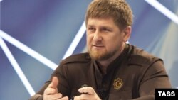 "Chechen leader Ramzan Kadyrov has caused consternation by calling people who criticize President Vladimir Putin ""traitors."""