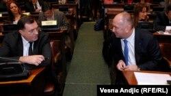 Dodik u Skupštini Srbije: Vreme za samoopredeljenje?