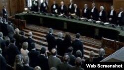 Нидерланды – Заседание Международного суда ООН. Гаага, 22 июля 2010 г.