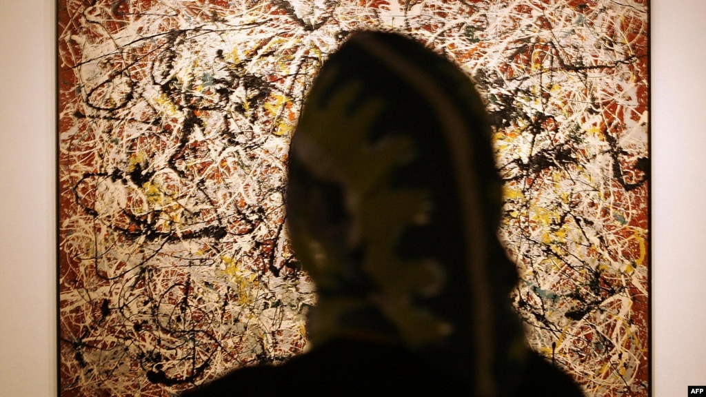 Jackson Pollock 39 S Most Valuable Painting Is Owned By Whom