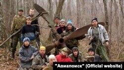 """Поисковый отряд """"Авиапоиск"""" из Приморья"""