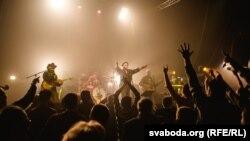 Канцэрт гурту «Крама», 28 сакавіка 2015 году