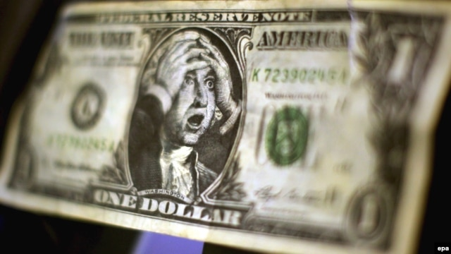Lažna novčanica od jednog dolara