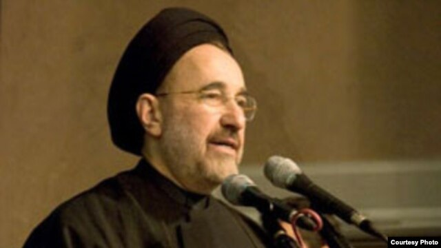 The party has ties to former reformist President Mohammad Khatami.